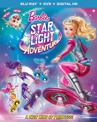Barbie: Star Light Adventure [Blu-ray]