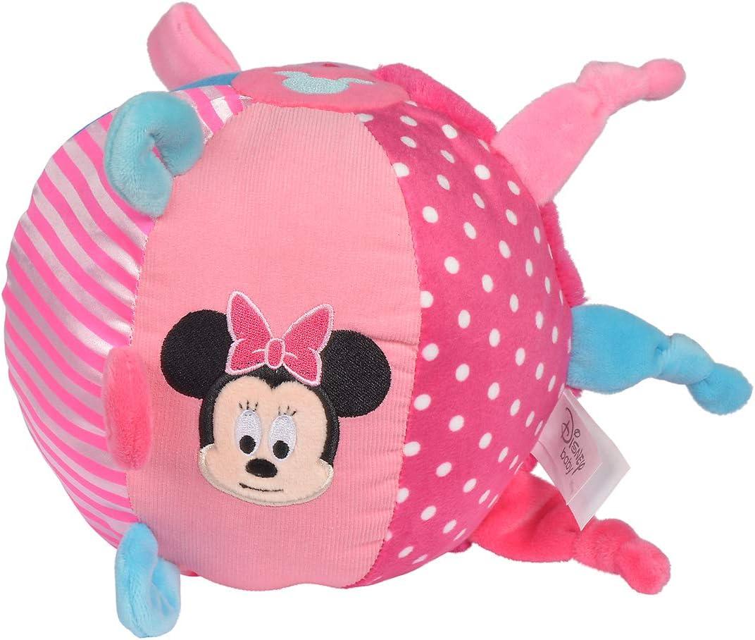 Simba 6315876850 Disney Minnie - Pelota Blanda, Color: Amazon.es ...