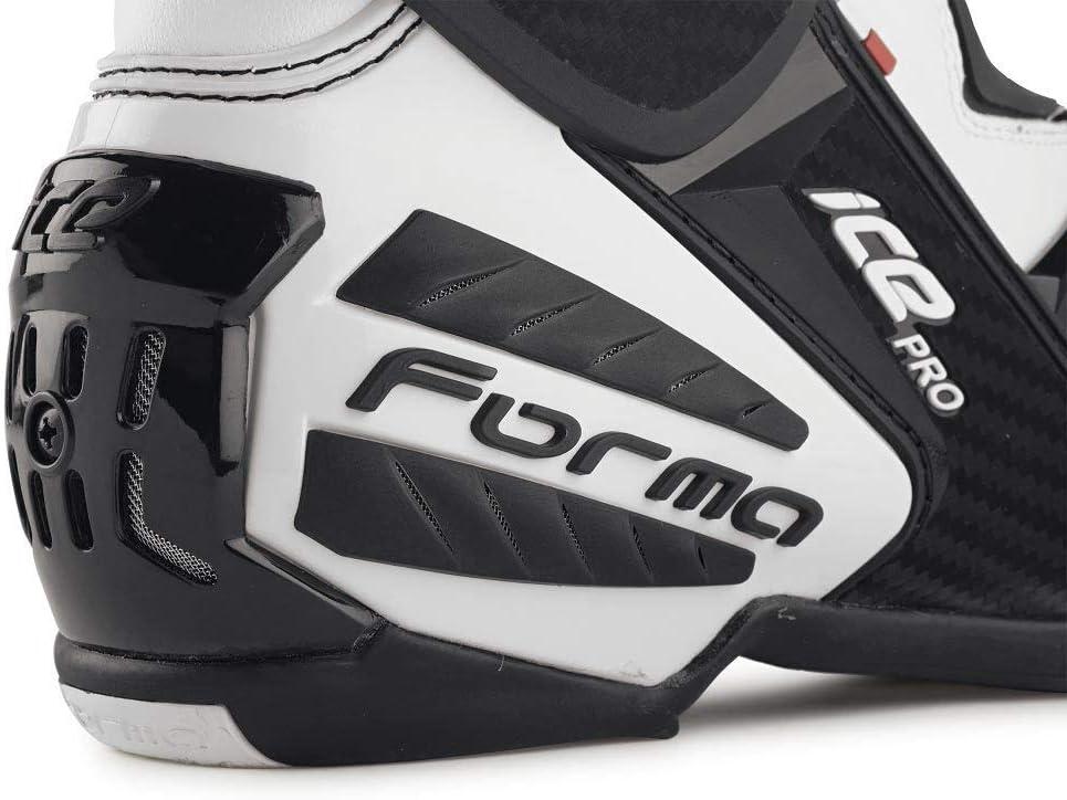 Forma Stiefel Moto Ice Pro Eichzulassung 43 Wei/ß