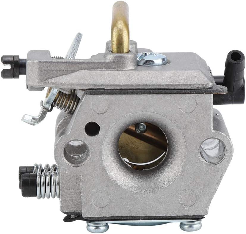 Jeffergarden Sierra de Cadena Carburador, Metal del carburador para Stihl 024 026 Ms240 Ms260 Ms 240 260 Wt194 Motosierra Filtro de Aire Bujía de Admisión Bota