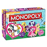 Monopoly: My Little Pony Board Game