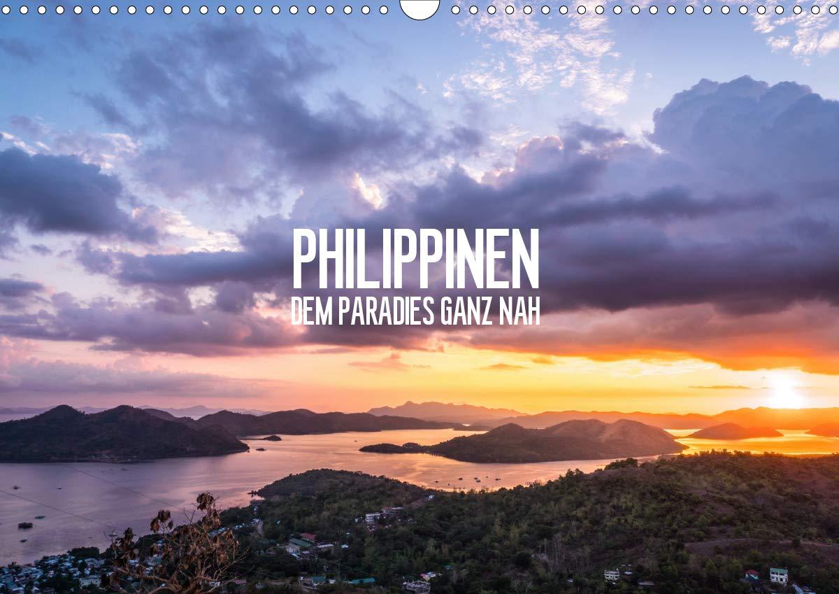 Philippinen Foto Wandkalender 2020  Wandkalender 2020 DIN A3 Quer
