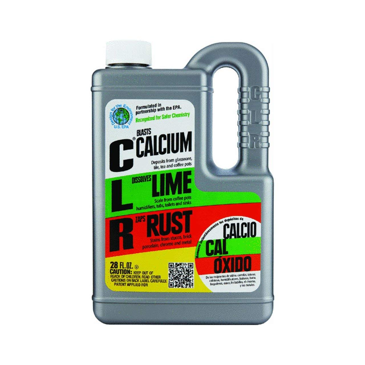 CLR Calcium, Lime, and Rust Remover 28 oz - 2 Pack (4 Pack) by CLR (Image #1)