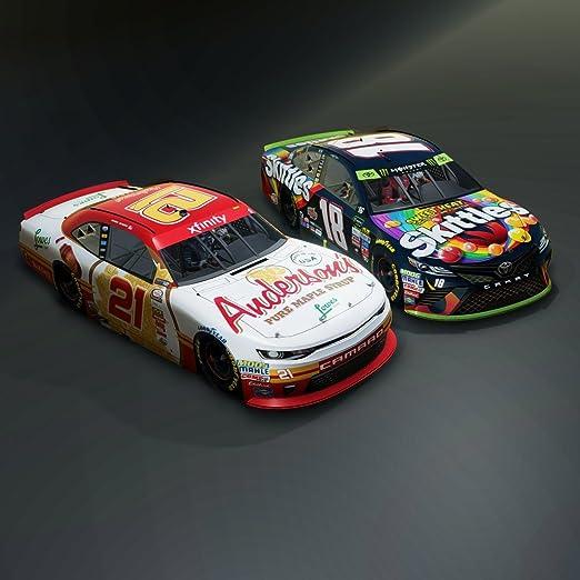 NASCAR Heat 5 redeem codes ps4