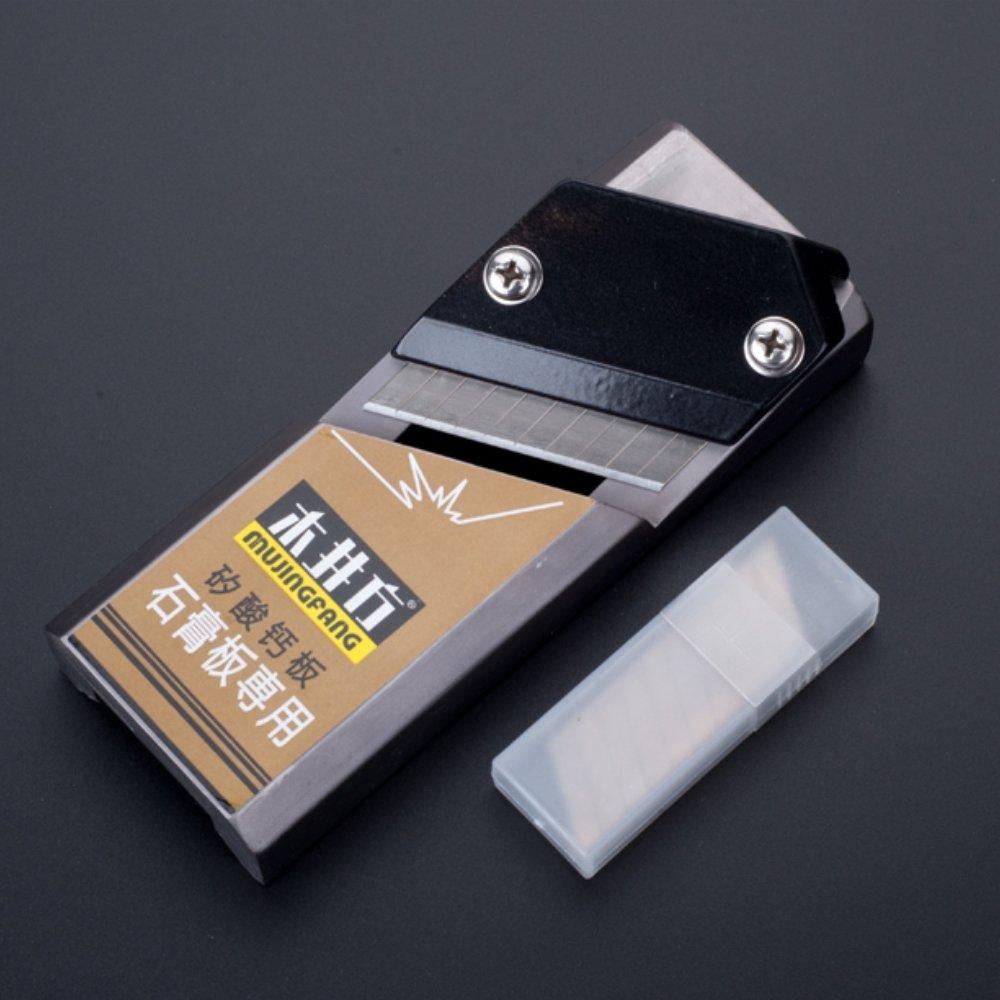 1Set Dedicated Plaster Board Edge Corner Plane Gypsum Board Planer Planing Tool by BEESS (Image #4)