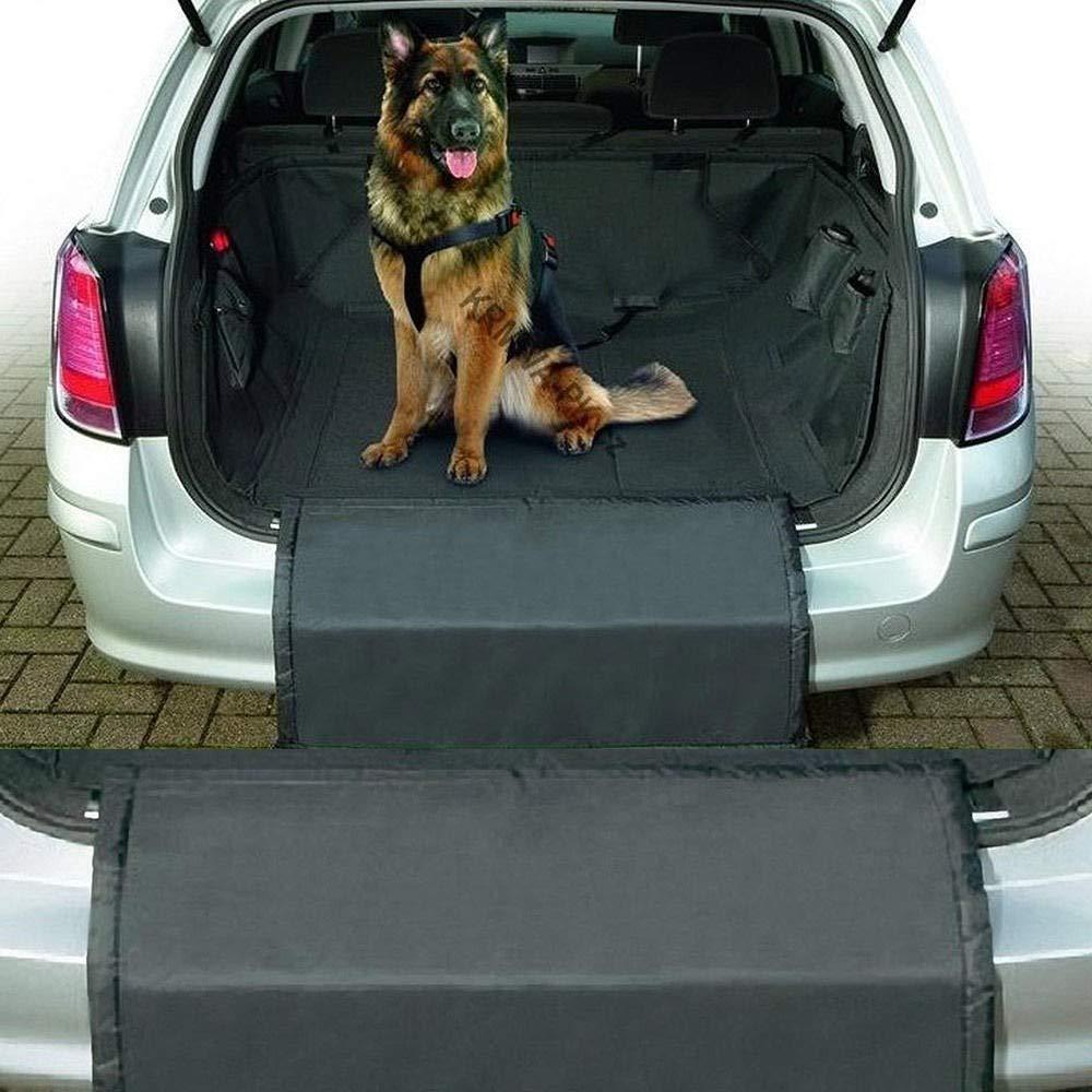 TrAdE Shop Traesio - Telo di Protezione Bagagliaio Cofano Auto Trasporto Animale Domestico