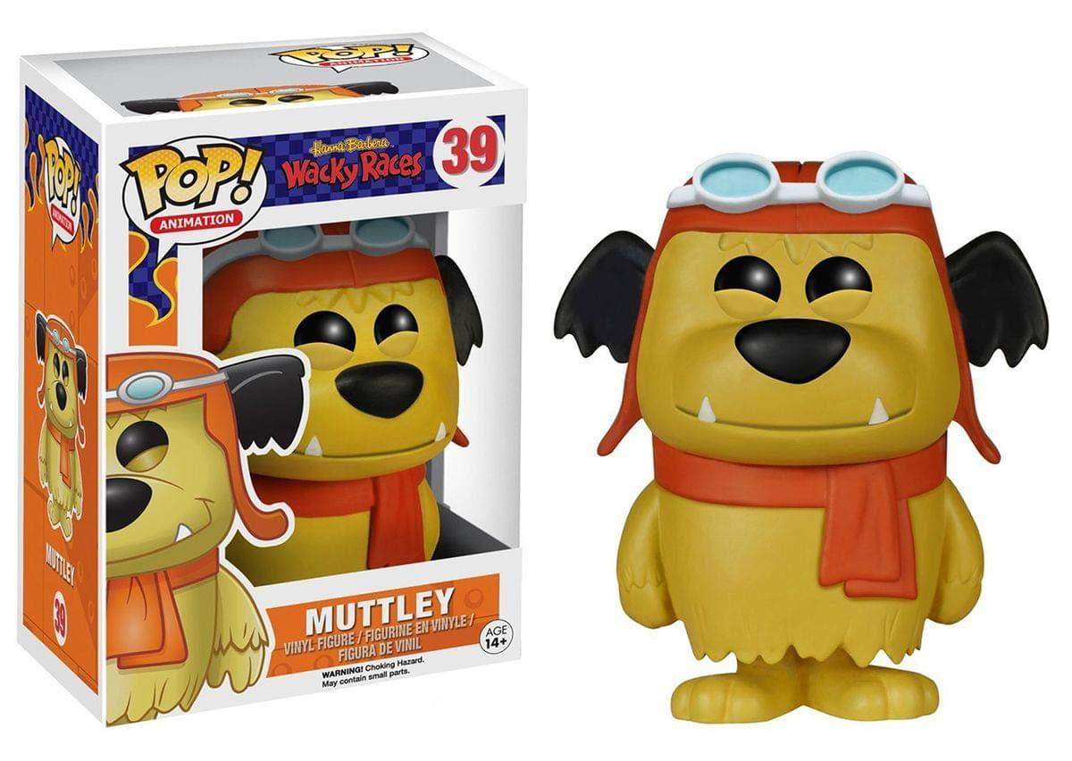 Hanna Barbera POP! Animation Vinyl Figur Muttley 9 cm