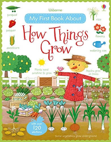 My First Book About How Things Grow (My First Books) [Paperback] [Jan 01, 1873] Brooks, F
