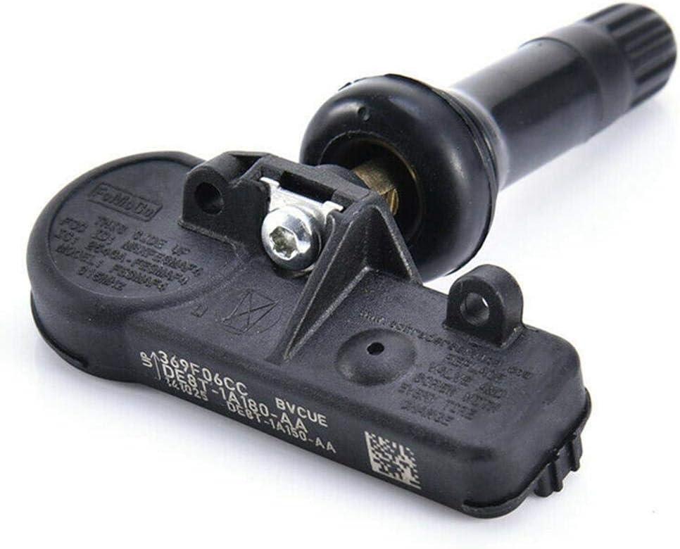 Strumenti di Monitoraggio per Ford F-250 Explorer Fusion Edge Flex winnerruby 4PCS Sensore di Pressione dei Pneumatici per Ford Sostituire Il Sensore di Pressione di Iniezione del Carburante