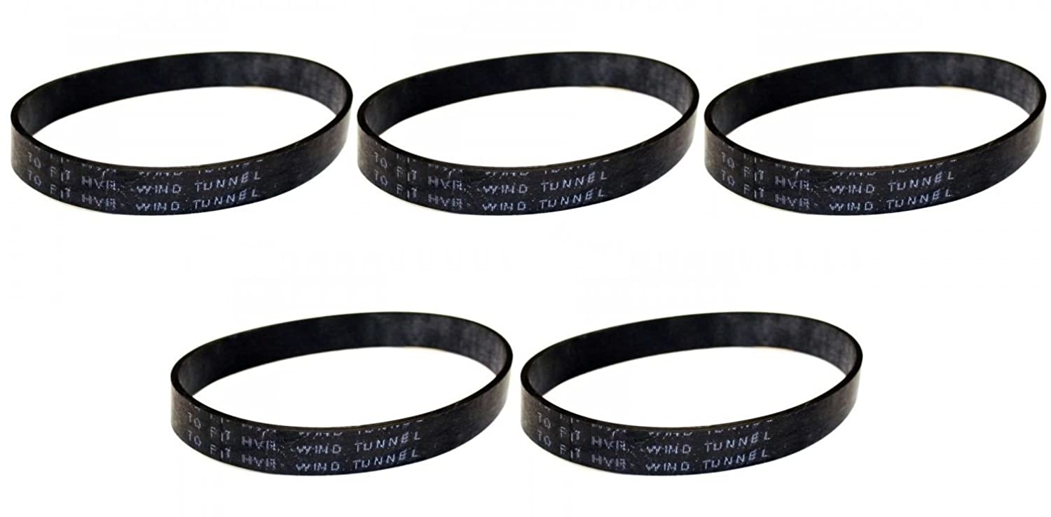 5 Hoover 38528-033 Replacement Vacuum Belts Windtunnel Fits 562932001 Ah20080