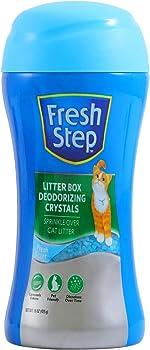 Fresh Step 15oz. Cat Litter Crystals (Fresh Scent)