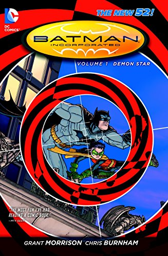 Price comparison product image Batman Incorporated Vol. 1: Demon Star (The New 52)