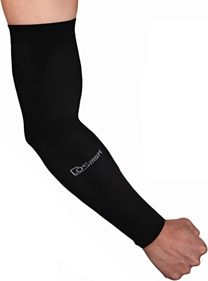 5 Pairs Cooling Ice Arm Sleeves Sun UV Protection Outdoor Sport Unisex Men Women