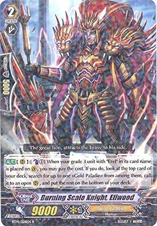 Caria Vanguard TCG Trading Cards-bt14//063 Scarlet Lion Cub