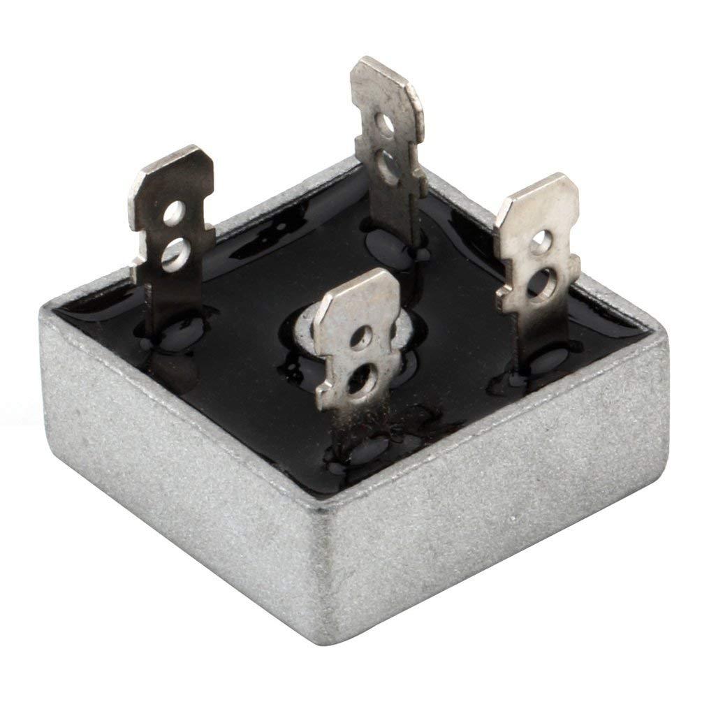 KBPC5010 redresseur de Pont de 1000 Volts 50 ampères 50 a Cas en métal pour la Dissipation de Chaleur Pont carré de diodes de Forme Simple de 1000V Oyamihin