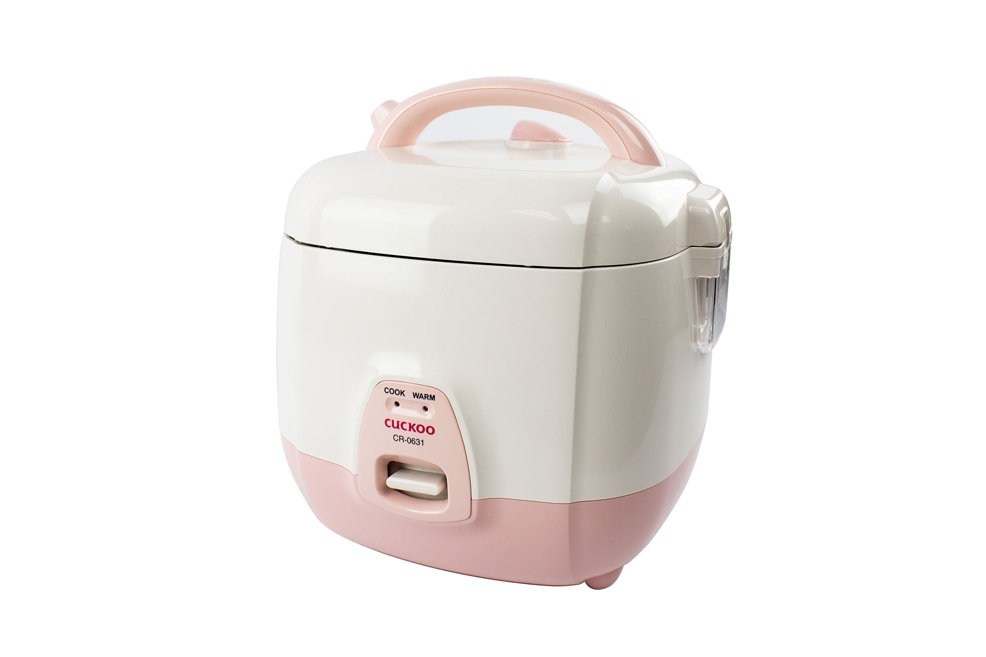 Cuckoo Electric Heating Rice Cooker CR-0631 (Pink)