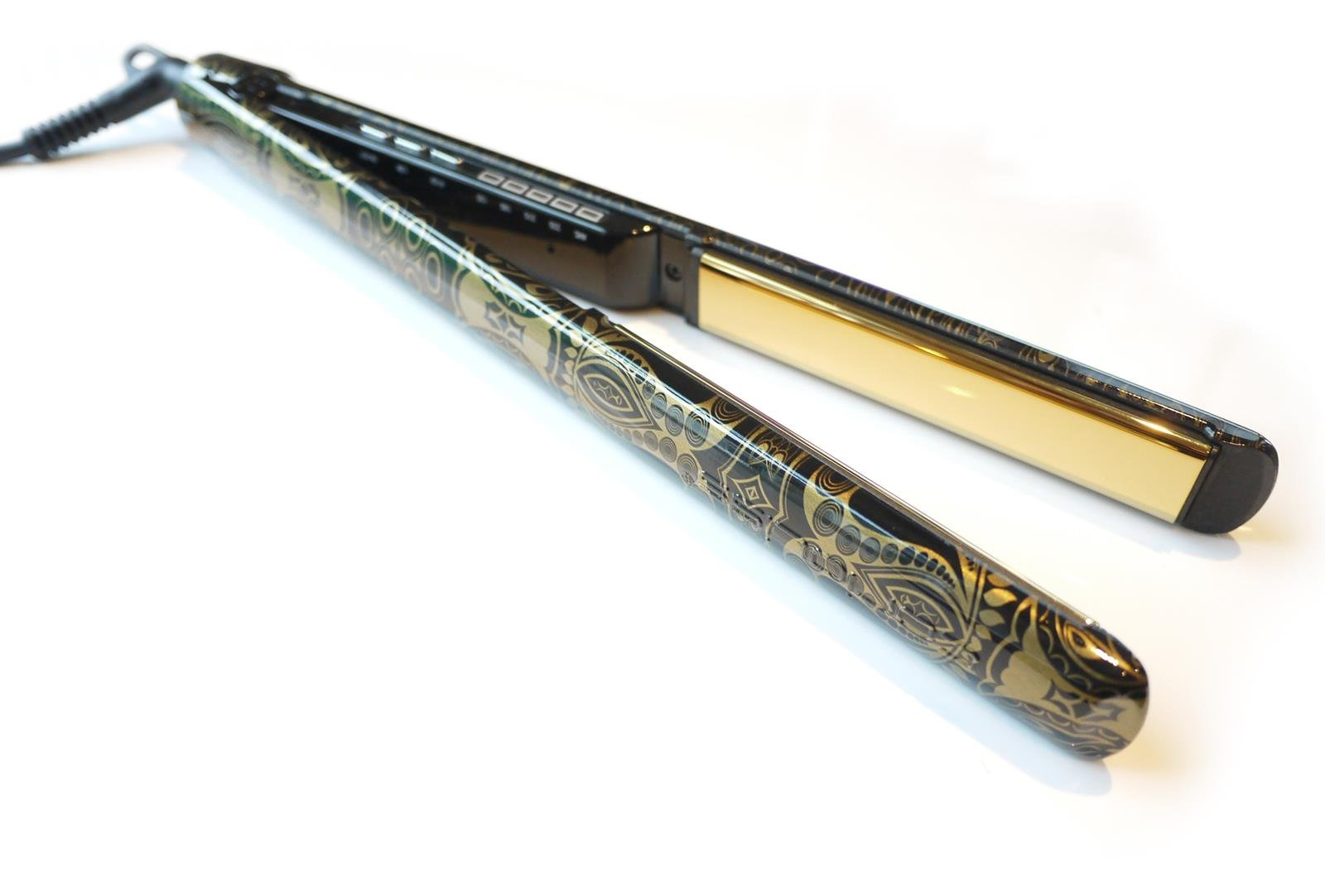 Stylers by Corioliss C3 Professional Styling Iron Gold Paisley by Corioliss (Image #2)