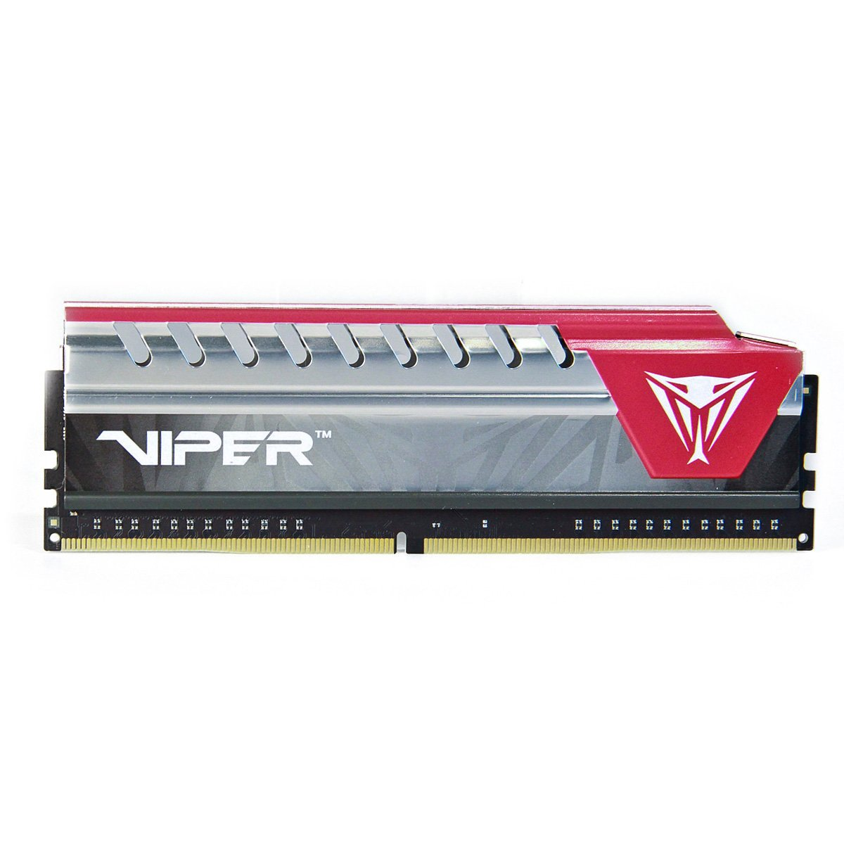 DDR4 Kit PC4-19200 2400MHZ Patriot Viper Elite PVE48G240C5KRD Extreme Performance 8GB 2 x 4GB Red