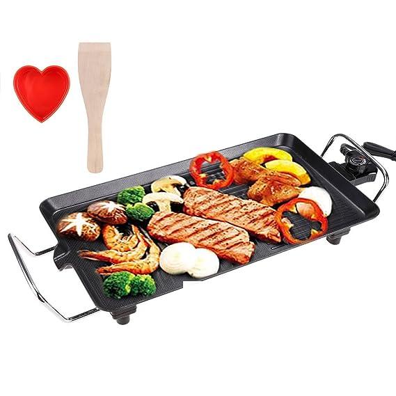 befied compacto eléctrico Grill - Barbacoa Barbecue fundido Acero ...
