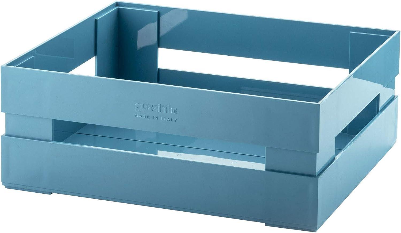Bianco Guzzini Kitchen Active Design Cassetta Grande 30,5 x 22,5 x H 11,5 cm