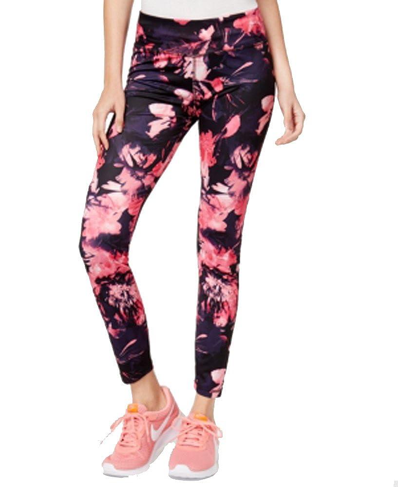 Energie Active Juniors Jacey Printed Leggings Flower Pop, S