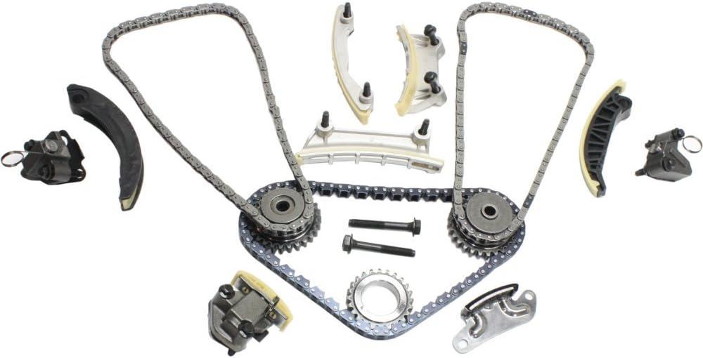 Timing Chain Kit Fits 2004-2007 Cadillac SRX CTS Buick Lacrosse Saturn Aura 2.8L 3.6L DOHC