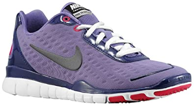 Nike Womens Free TR Fit 2 Training Shoe Sneakers (10, PURPLEGREY