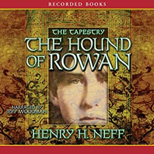 The Hound of Rowan Hörbuch