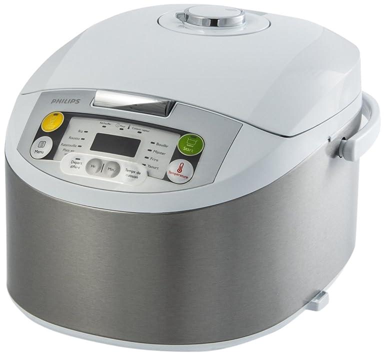 Philips HD3037/03 multicooker 12 cooking programs 5l tank 980W ...