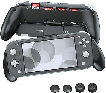 OIVO Funda Grip Case para la Nintendo Switch Lite, asimétrico ...