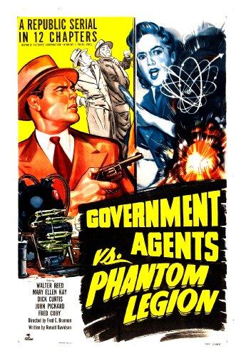 (Government Agents Vs Phantom Legion)