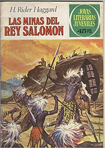 Joyas Literarias Juveniles numero 156: las minas del rey ...
