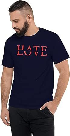 Art Gallery Misr Hate - Love T-Shirt