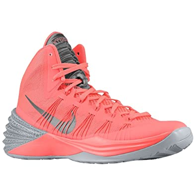Nike Hyperdunk 2013, Men's Basketball Shoes. Size 10. Atomic Red/Dark Grey
