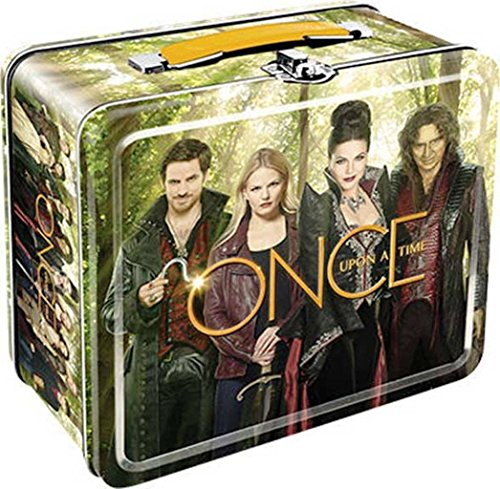 Once Upon A Time TV Show Vintage Style Metal Lunch Box