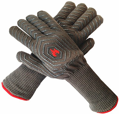 LaTazas Resistant Grill Protection Gloves product image