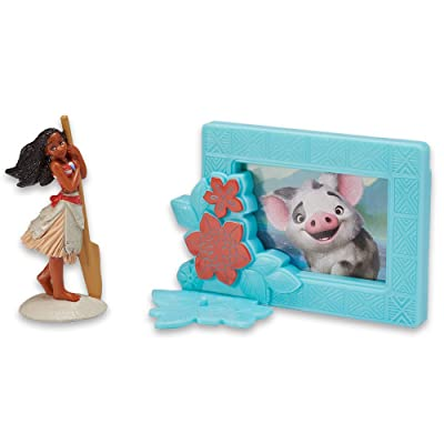 DECOPAC Moana Adventures in Oceania DecoSet Cake Topper: Toys & Games