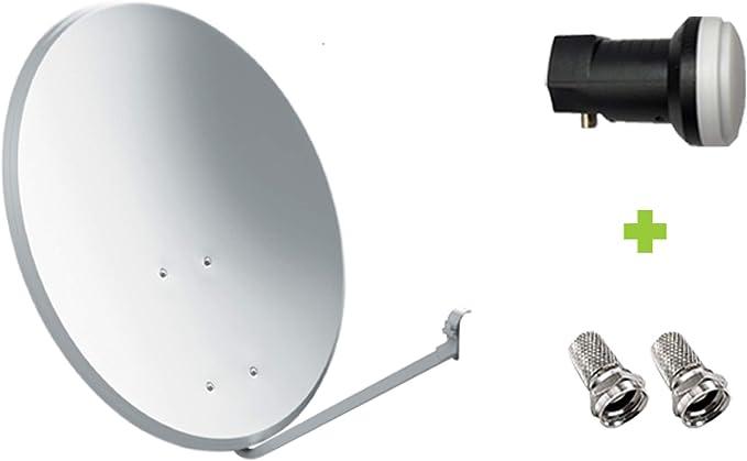 Antena Parabólica GI de 60 Cm + LNB
