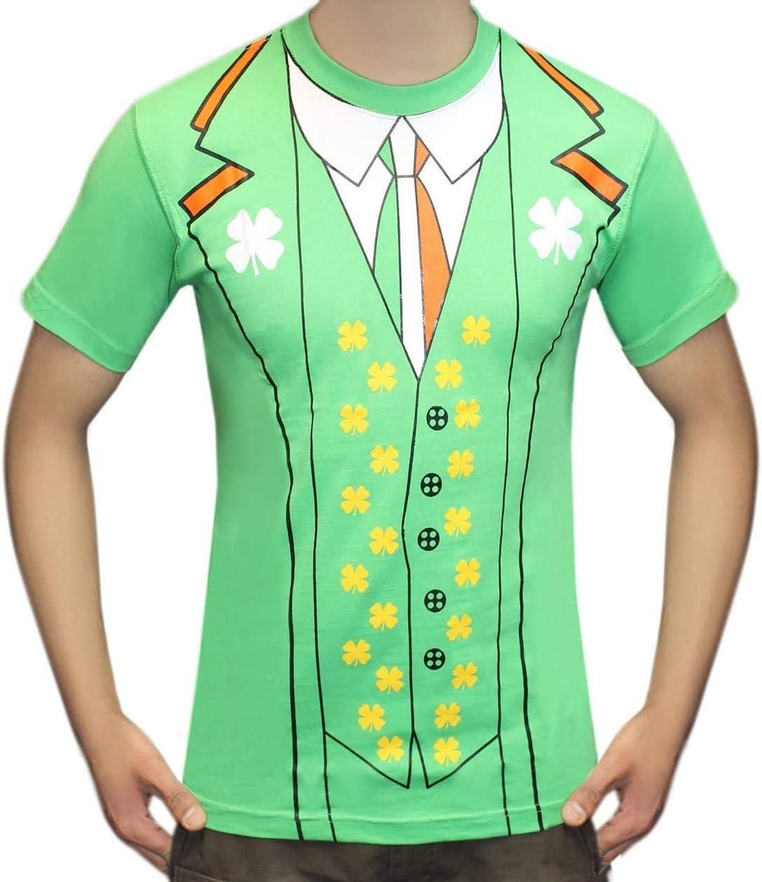 Última adultos Mens impreso camisetas uniforme disfraz gallina ...