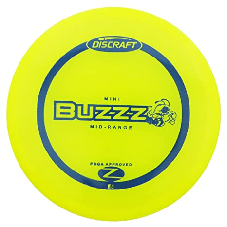 Image Unavailable. Image not available for. Color  Discraft Mini Elite Z Buzzz  Disc Golf Mini Marker ... 2380f81296bc