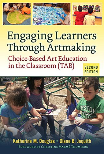 (Engaging Learners Through Artmaking: Choice-Based Art Education in the Classroom (TAB))