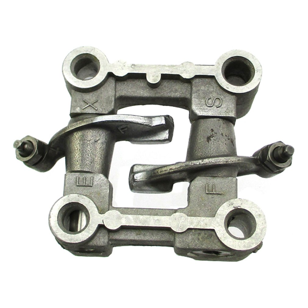 TC-Motor High Lift Rocker Arms Camshaft Holder 64mm Valves For GY6 49cc 50cc 80cc 100cc Scooter Moped