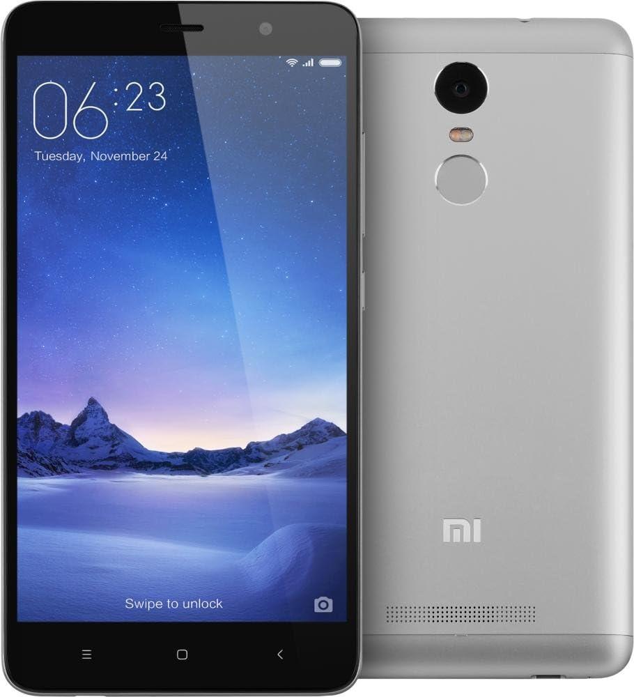 Xiaomi Redmi Note 3 Pro Smartphone 4G 32GB Smartphone 5.5