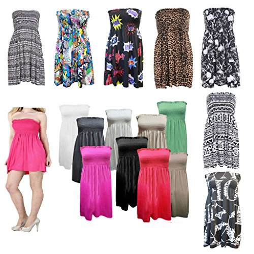 Tirantes Camouflage Esquilado Para Diseño Sin Floral Mujer Minivestido RxwnYf0Pqn