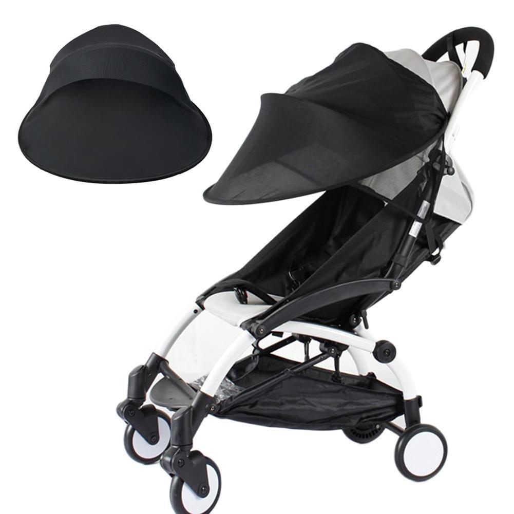 Gereton Baby UV Reinigungstuch Rayshade Buggy Winddicht Regendicht Sun Schutz Regenschirm Vorzelt Shelter Universal Zubeh/ör