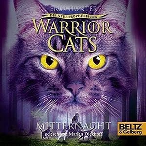 Mitternacht (Warrior Cats: Die neue Prophezeiung 1) Hörbuch