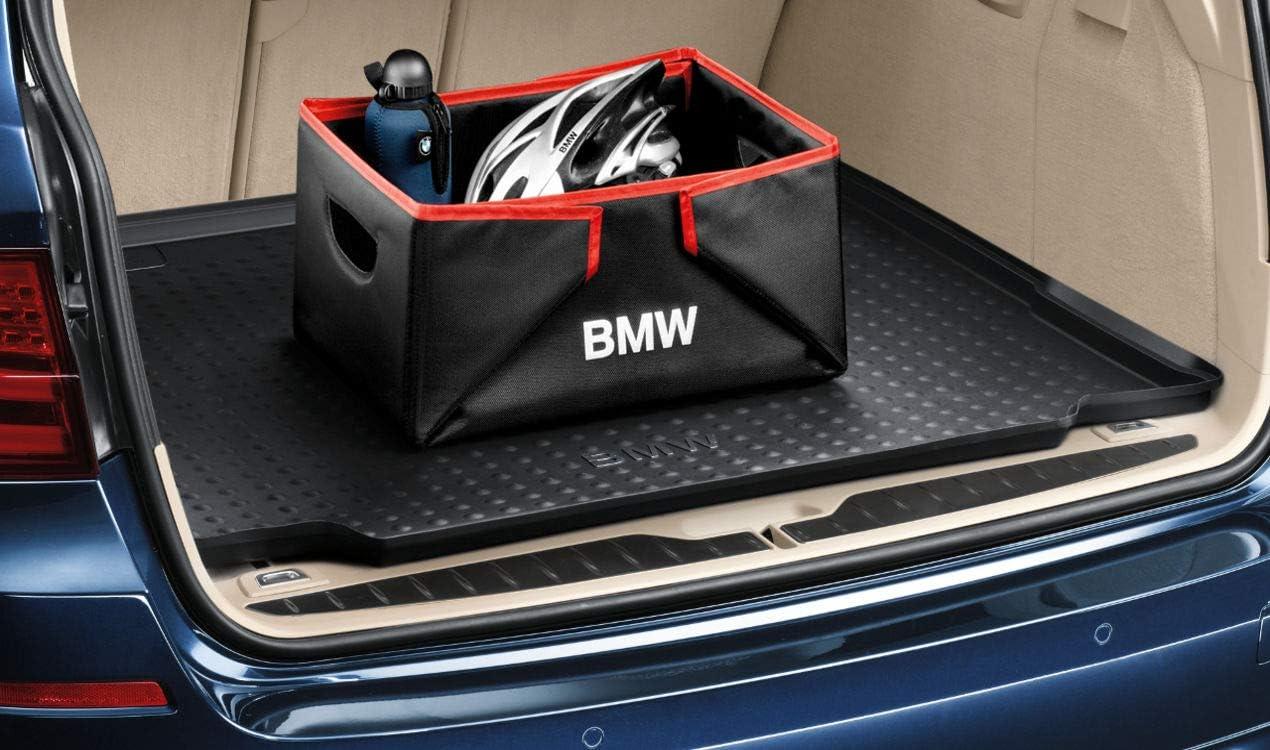 3-teilige Kofferraummatte für BMW 5er F11 Kombi Touring 2010-01//2017
