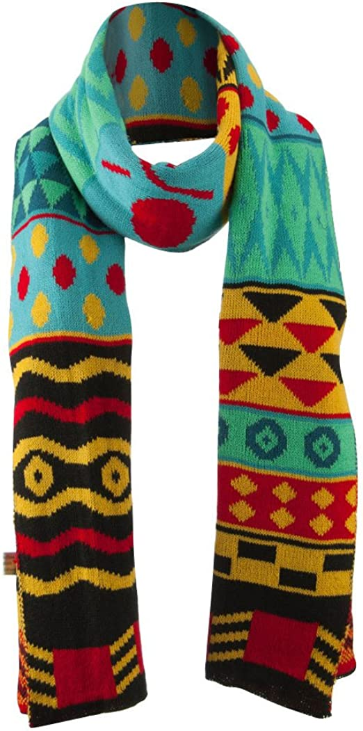 Simply Be Womens Aztec Print Scarf