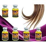 Ampollas Capilares Ambarina, PRODUCTO ORIGINAL Argan Con Proteinas (6 unidades) Proteje Hidrata tu