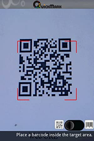 quickmark qr code reader free download for android